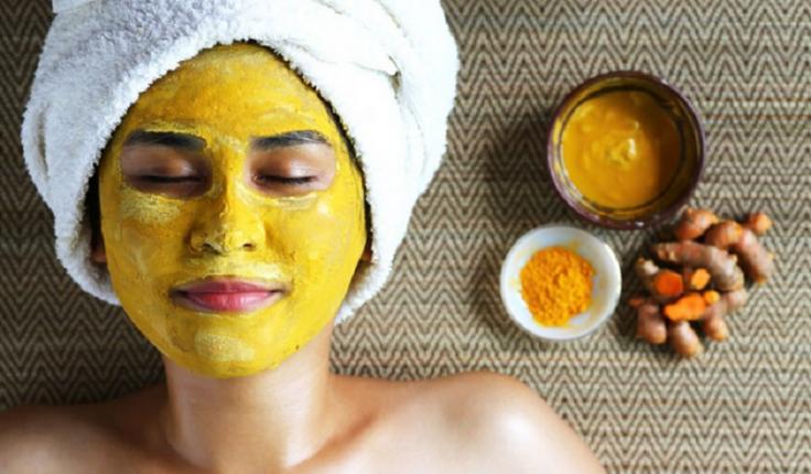 Manfaat Masker Kunyit Untuk Kecantikan Dan Cara Membuatnya